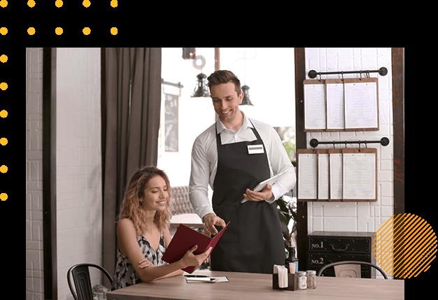 barista apron