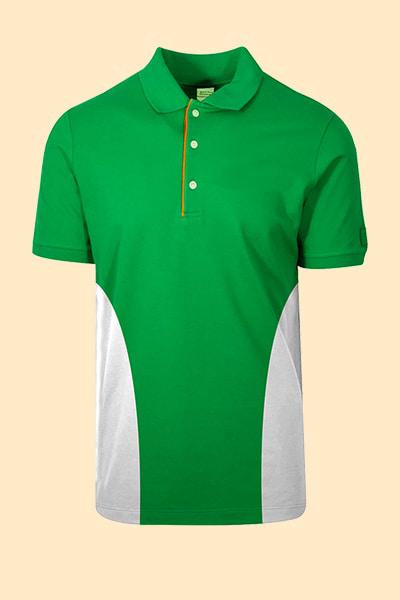 green-polo